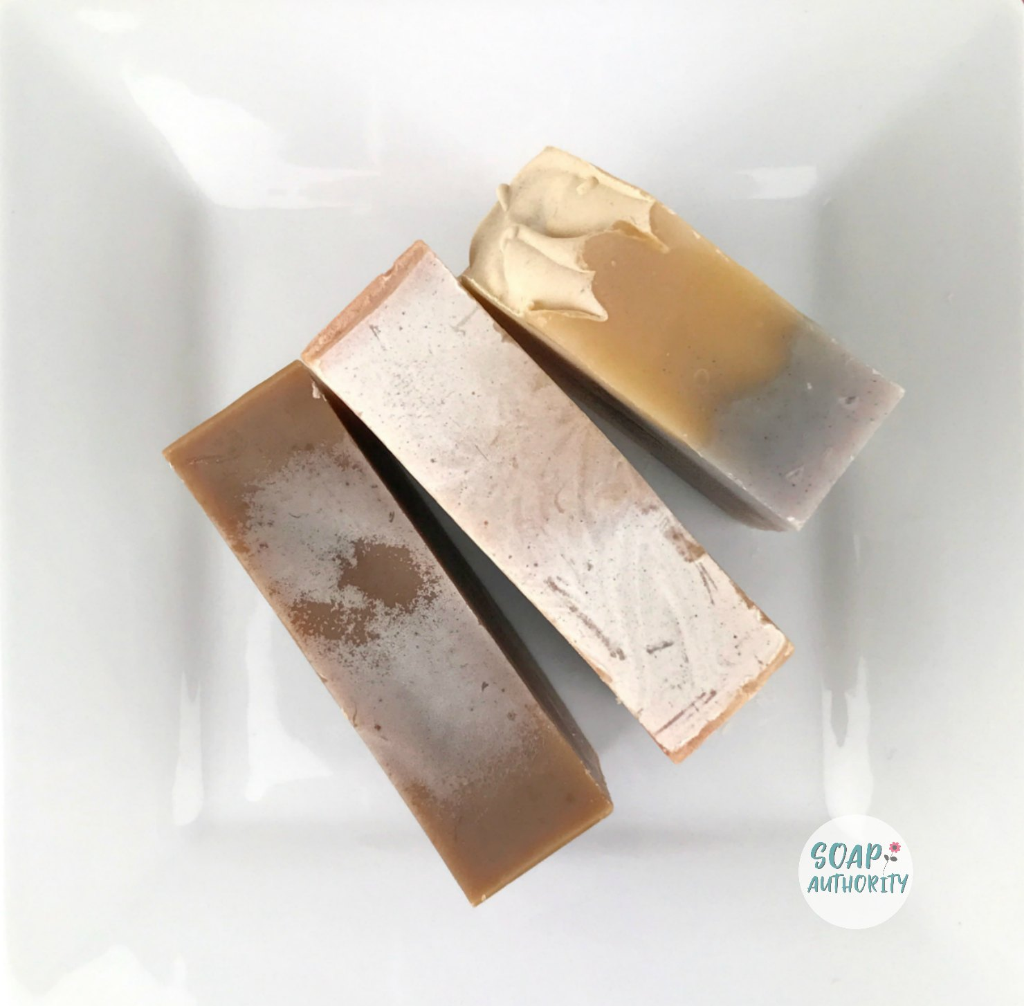 Preventing Soda Ash on Cold Process Soap - Soap Authority: One simple, easy trick prevents soda ash on your soap every time!