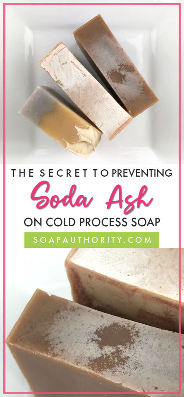Preventing Soda Ash on Cold Process Soap – Soap Authority