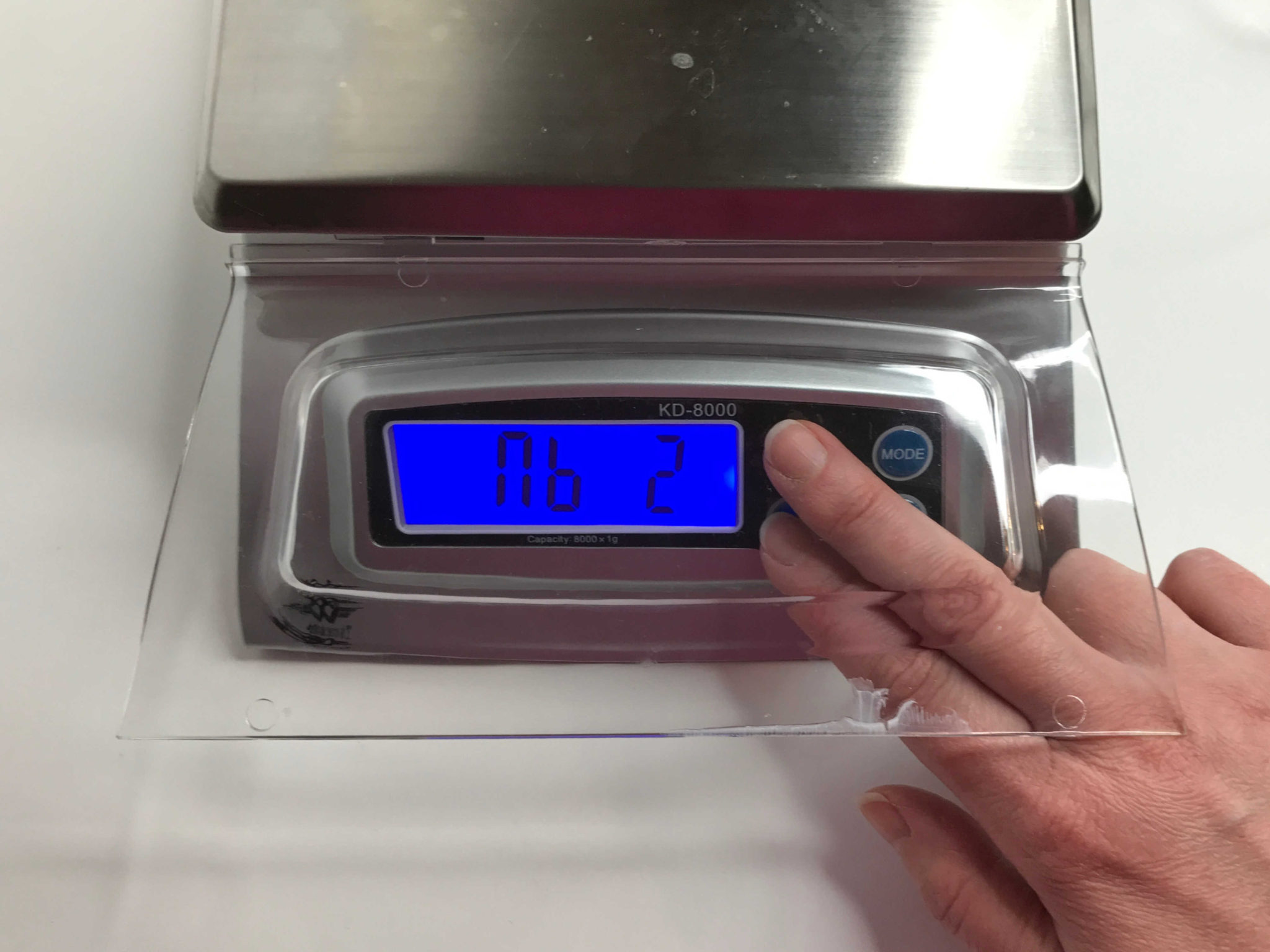 Preventing Your Soap Scale From Shutting OFF Automatically – Soap Authority