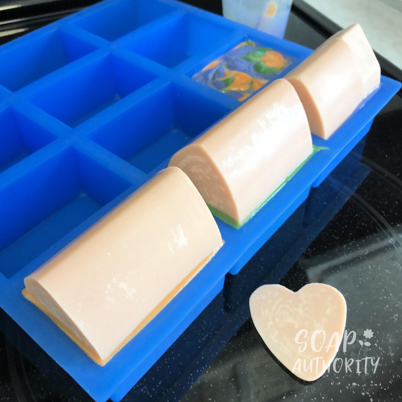 Kawaii Cupcakes Inlaid Soap – Soap Authority