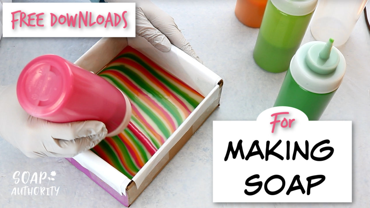 Free Downloads for Soap Making – Soap Authority